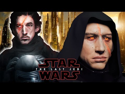 Thumbnail: Kylo Ren's New Look - Star Wars Episode 8 The Last Jedi
