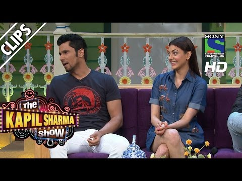 Randeep Hooda and Kajal have a blast  The Kapil Sharma   Episode 15  11th June 2016