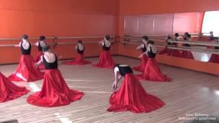 Урок народного танца Часть 5