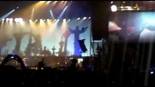 Metallica Belgrade Serbia 2012 The God That Failed