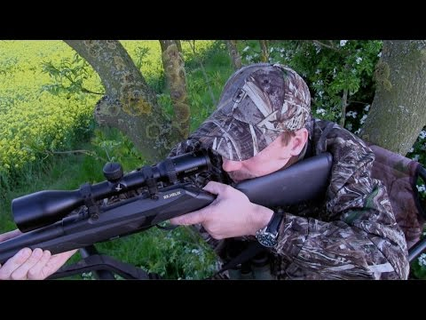 The Shooting Show – first roebuck of 2015 PLUS the Redfield Revolution