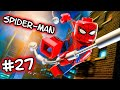 SPIDER-MAN!/ALL IRON MAN SUITS-UP! - LEGO Marvel's Avengers Free Roam - Part 27(Türkçe Gameplay) HD