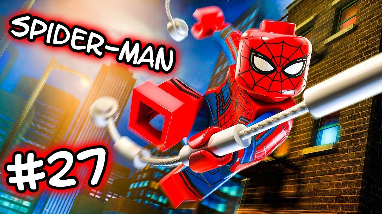 Download ÖRÜMCEK ADAM ve TÜM IRON MAN ZIRHLARI LEGO Marvel's Avengers Free Roam Part 27(Türkçe Gameplay) HD
