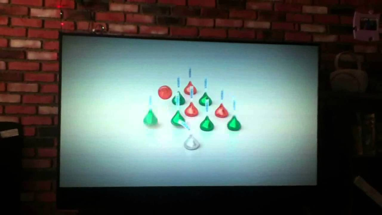 Hershey Kisses Christmas Commercial! - YouTube