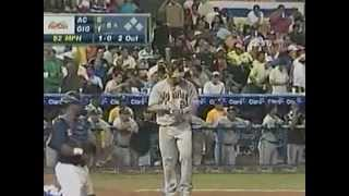 Yoenis Cespedes first HR