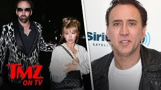 Nic Cage's 4-Day Wife Now Wants Spousal Support | TMZ TV