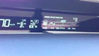 Обзор Toyota Prius 2013  (Приус)