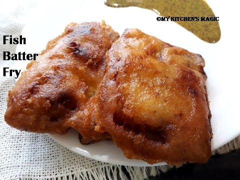 BIYEBARI STYLE FISH BATTER FRY|| BENGALI FISH BUTTER FRY || FISH ORLY
