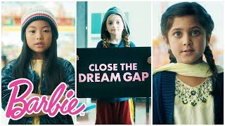 The Dream Gap Project | Barbie UK