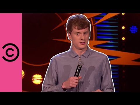 The Disorientating Use Of The Word 'They' | James Acaster