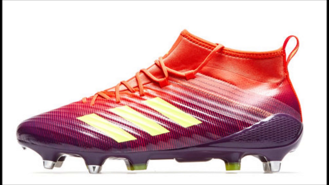 78956833ae892a Adidas Predator Flare SG Rugby Boots (Rising Sun Pack) Review - YouTube
