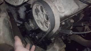 Ваз 2110 оборвало ГРМ, при выставленных метках мотор не заводится, мой подход решения проблемы