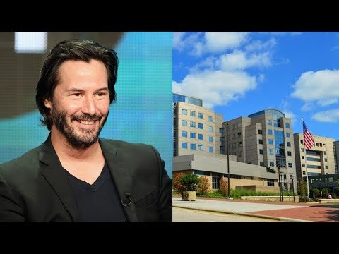 Keanu Reeves Proves He Is The Best Man in Hollywood By Secretly Funding Children's Hospitals