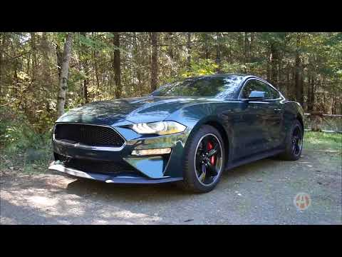 What is the 2019 Ford Mustang Bullitt? | Autotrader