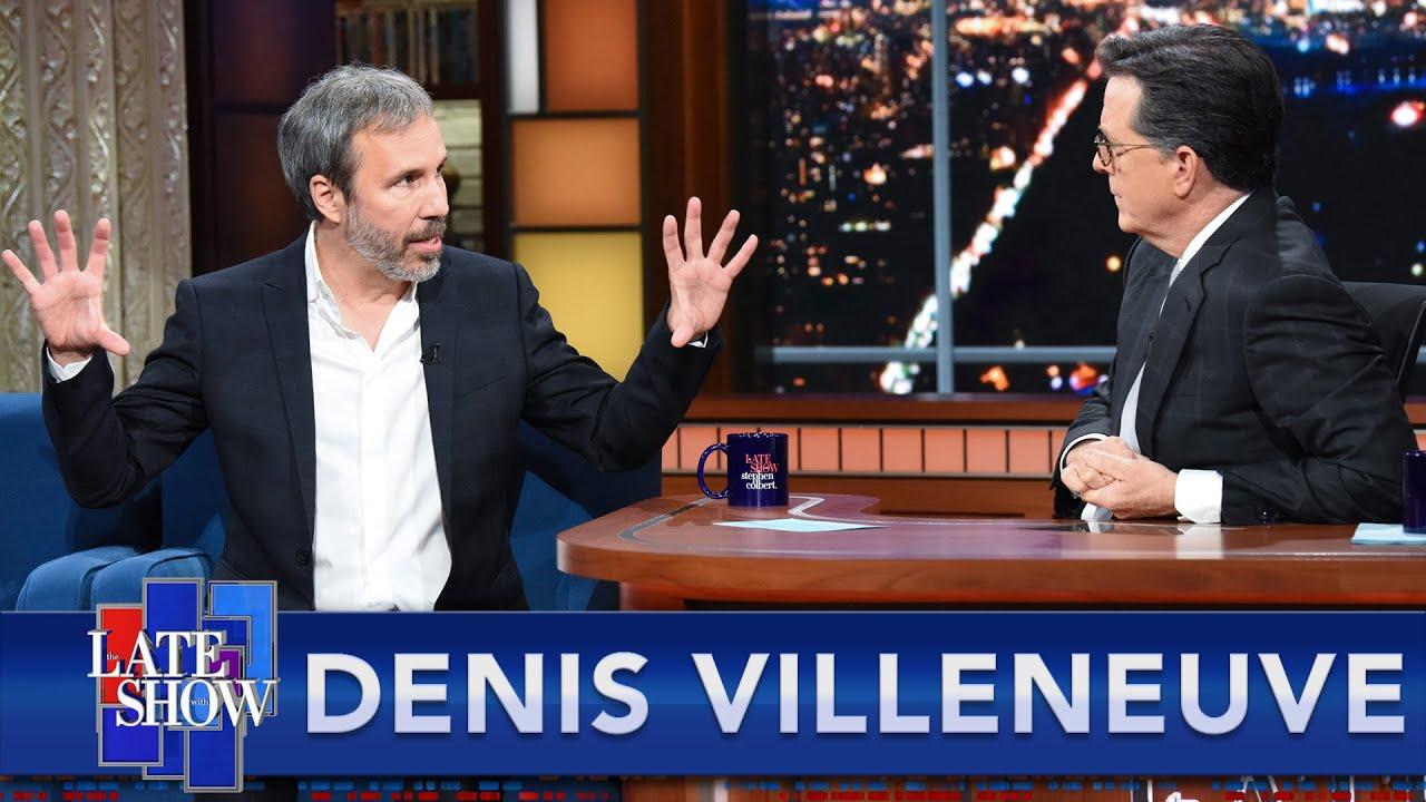 "Download ""Dune"" Director Denis Villeneuve On His ""Brilliant, Intelligent"" Star Timothée Chalamet"