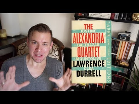 Personal Library 02 / Lawrence Durrell, The Alexandria Quartet