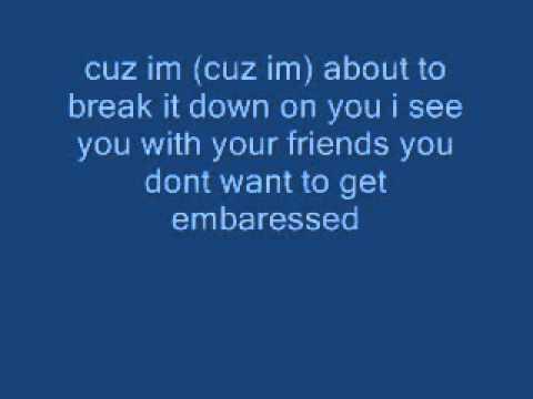 T-pain and chris brown freeze lyrics