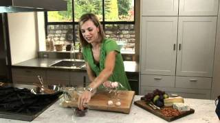 Trish Magwood - Almond Crusted Chevre And Grape Truffles