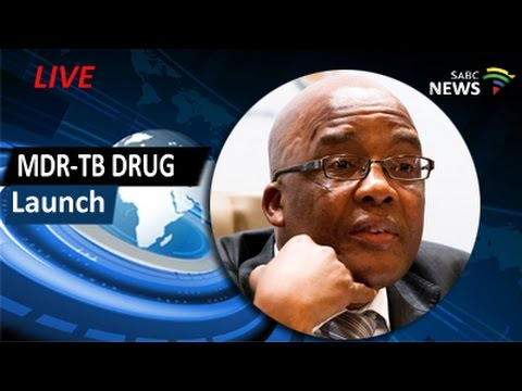 Health Minister Motsoaledi launches new MDR-TB drug, 24 March 2017