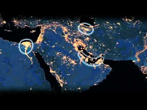 Parag Khanna (English subt) - How megacities are changing the map of the world/TED Talks