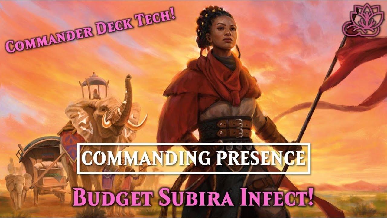 BUDGET Subira, Tulzidi Caravanner EDH Deck Tech | Commanding Presence