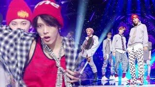 Video 《POWERFUL》 NCT 127 - Cherry Bomb @인기가요 Inkigayo 20170709 download MP3, 3GP, MP4, WEBM, AVI, FLV Januari 2018