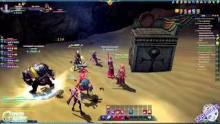 Видеогайд Forsaken World: прохождение 'Каньон Фараонов'
