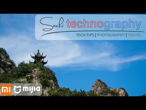 Around Shenyang Episode 1 - BingYuGou 冰峪沟  - Xiaomi Mijia 4K action camera Review