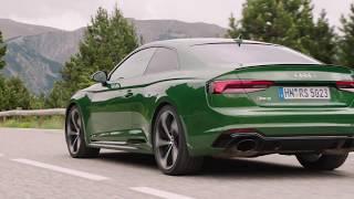 Audi RS5 Coupé Sonoma Green