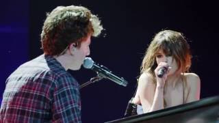 Charlie Puth & Selena Gomez - We Don't Talk Anymore [Official Live Performance] thumbnail