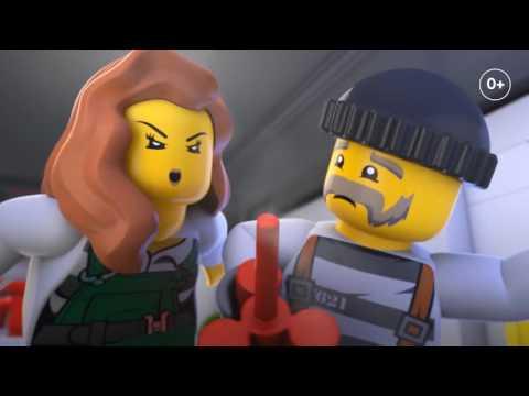 Лего сити смотреть онлайн бесплатно мультфильм