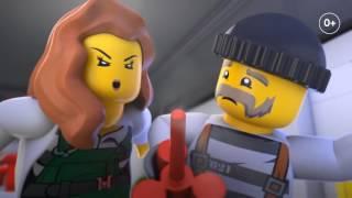 LEGO City Полиция -  Беглецы
