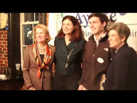 National Security Leader | Kelly Ayotte | New Hampshire