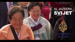 Al Jazeera Svijet: Susret porodica iz dvije Koreje