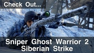 Check Out - Sniper Ghost Warrior 2