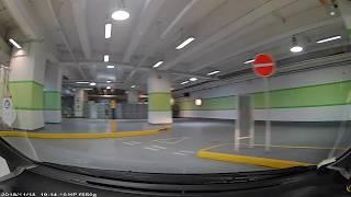 香港泊車好去處 - 荃灣廣場停車場 (出)