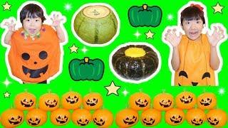 今日は、ハロウィン間近なのでかぼちゃ祭りを開催しました♪ かぼちゃのビーチボール?で遊んだり、かぼちゃヘディングをしたり、かぼちゃヘ...