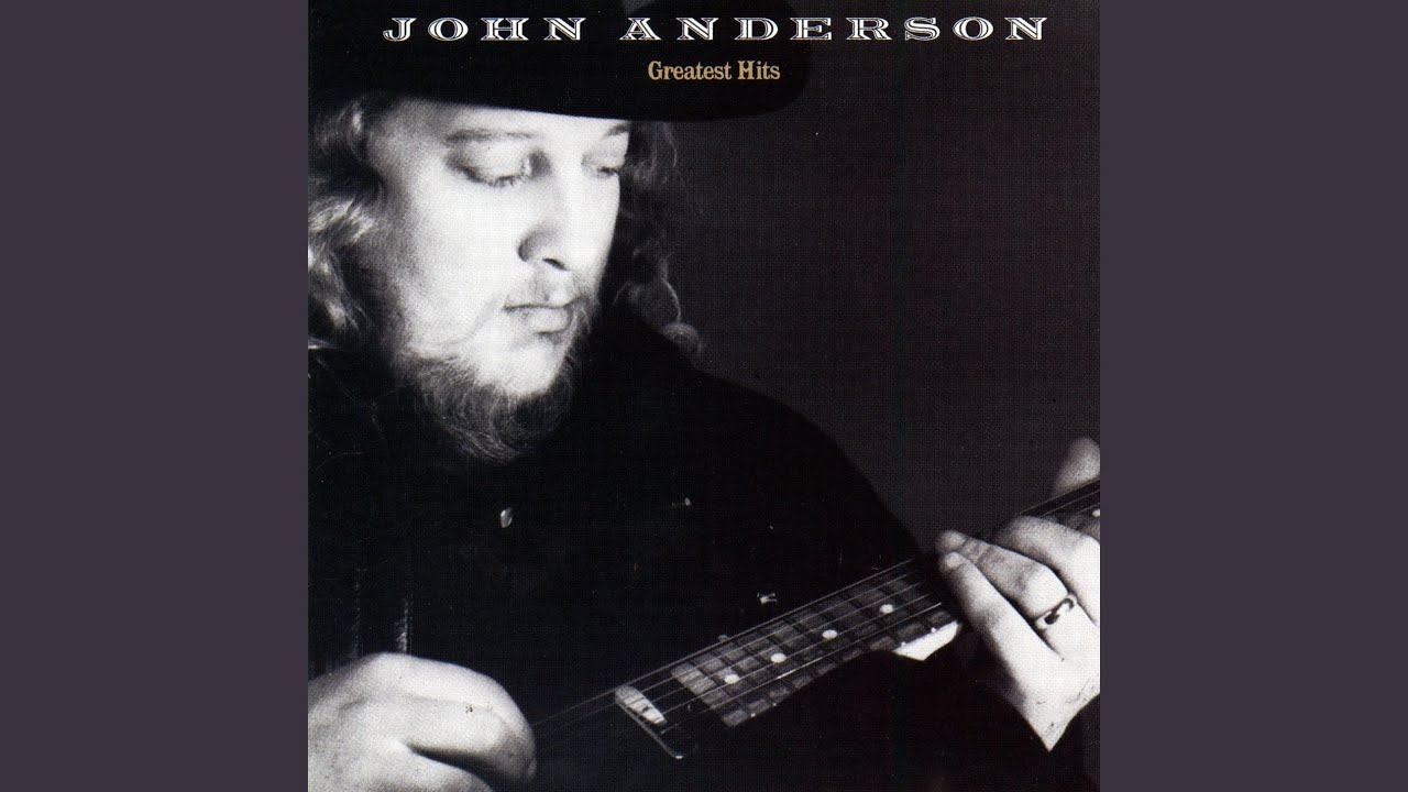 John Anderson - Would You Catch a Falling Star - YouTube