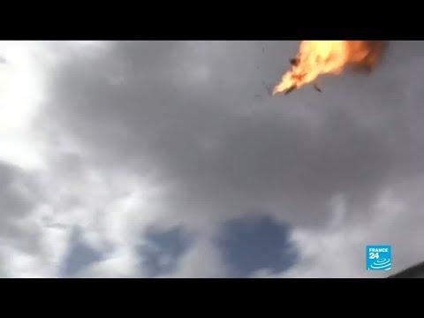 Yemen: Houthi Rebel Drone Kills Several At Saudi Coalition Military Parade