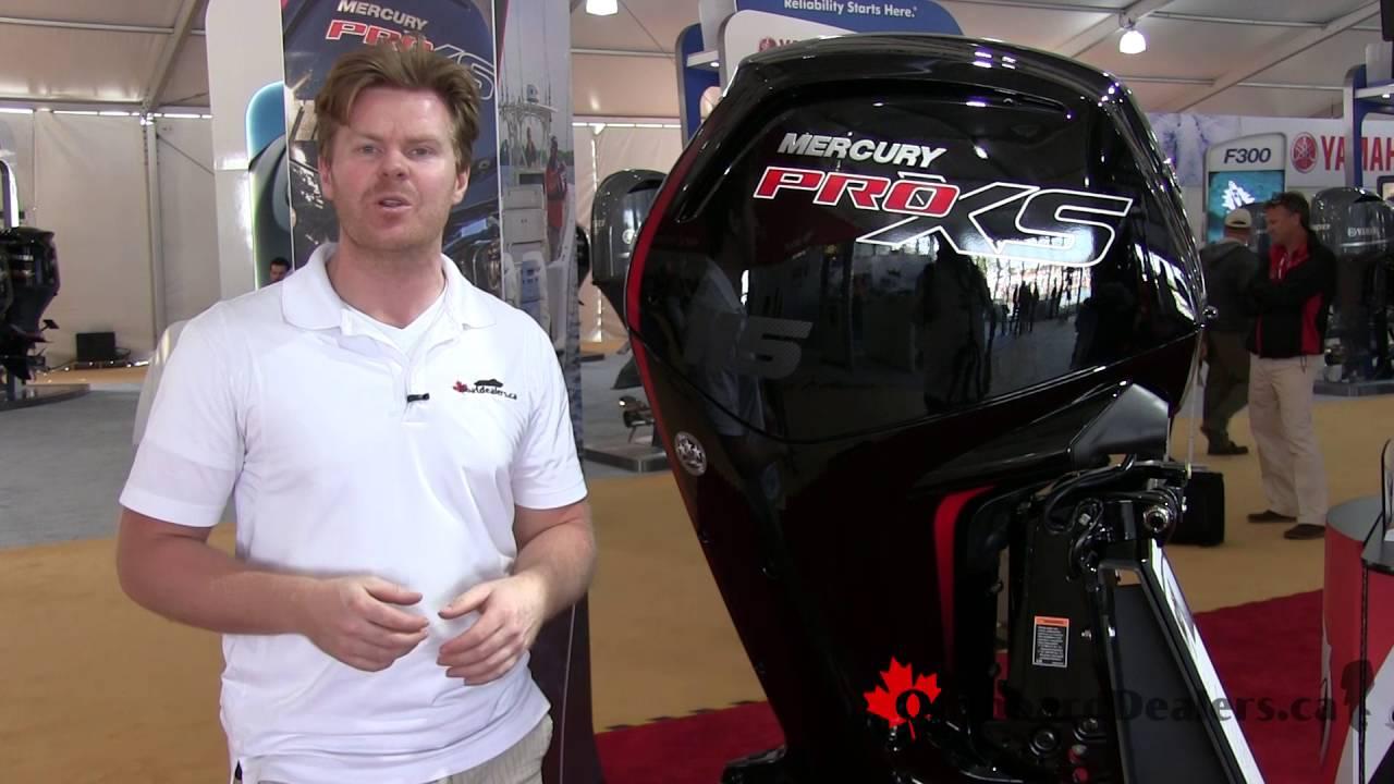 Mercury Pro XS 115 Outboard Motor