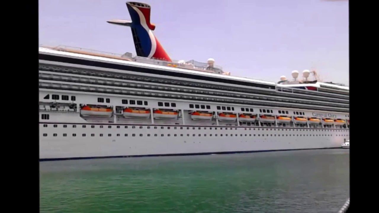 Carnival Glory Aug 2015 Episode 6: Belize - YouTube