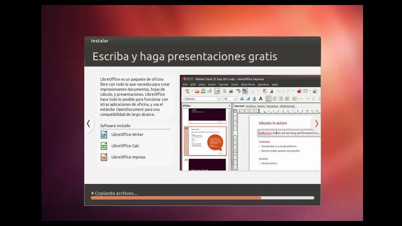 Formateo e Instalacion Linux Ubuntu 12.04