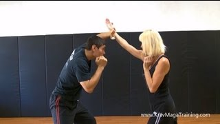 Krav Maga - 360 Degree Defenses (Proper Hand Position)