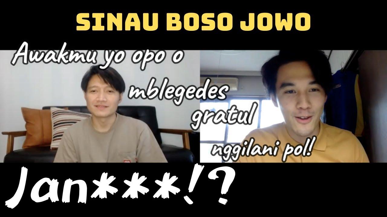 """Orang Jepang belajar Bahasa Jawa """"seng asli"""""""