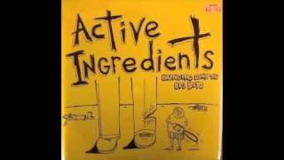 Active Ingredients - Service With A Smile