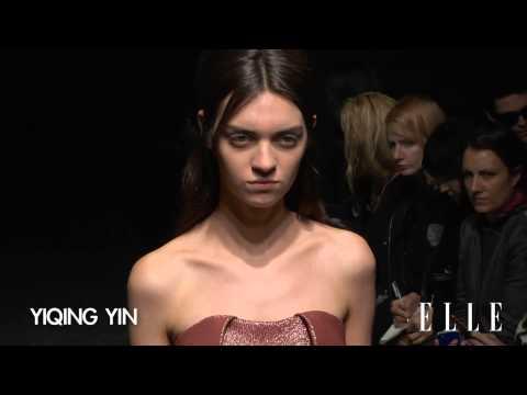 Défilé Yiqing Yin  Haute Couture Eté 2014