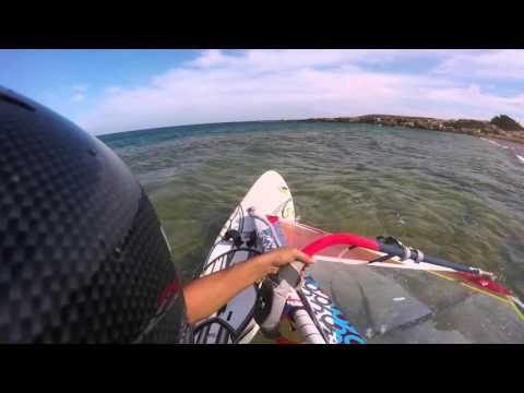 Gun Bay Karpathos 2015 Club Mistral