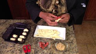 How To Make Mini Hot Dogs & Crescent Rolls With Brown Sugar Topping : Snacks & Drinks