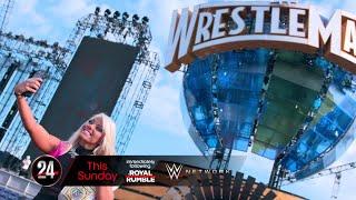 Alexa Bliss recalls how her WrestleMania dream came true on WWE 24 (WWE Network Bonus)