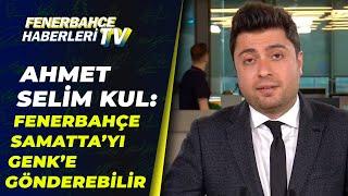Ahmet Selim Kul'dan Samatta Açıklaması:\